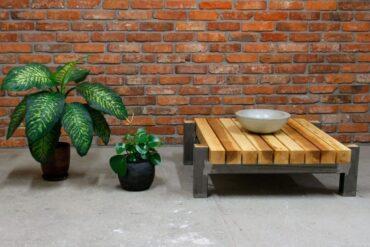 Loftowy styl, czyli jak łączyć drewno, metal i beton.