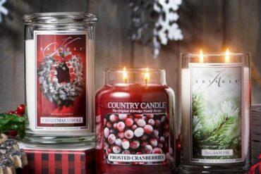 Świąteczne świece zapachowe - nasze TOP 5!