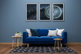 Znaki zodiaku i kolory wnętrz - który jest dla Ciebie? Część I