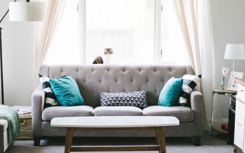 kanapa z funkcją spania