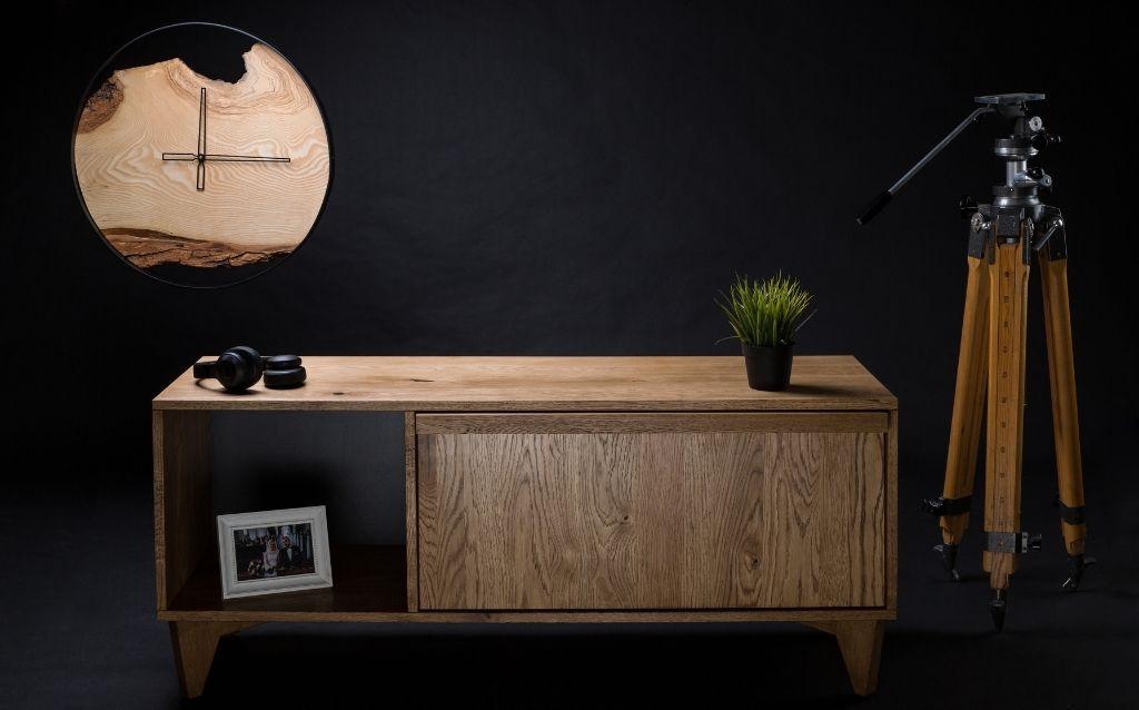 Meble drewniane, ręcznie robione. Warto je kupić?