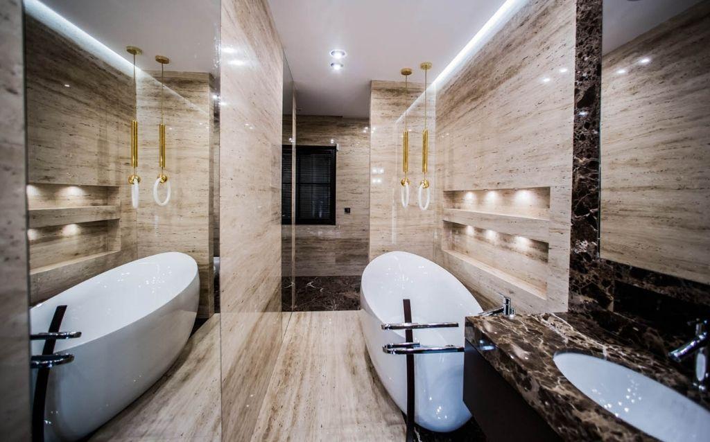 Kamień naturalny w łazience - jaki wybrać?