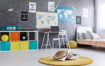 Jak zmienić pokój dziecka w pokój nastolatka?