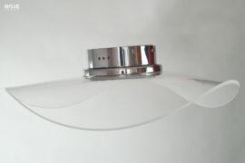 srebrny plafon